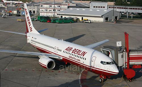 Авиакомпания air berlin эйр берлин iata ab