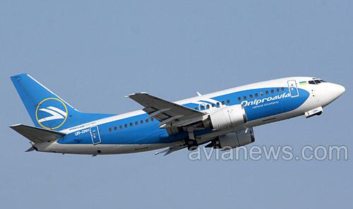 Флот до 18 самолетов boeing 737