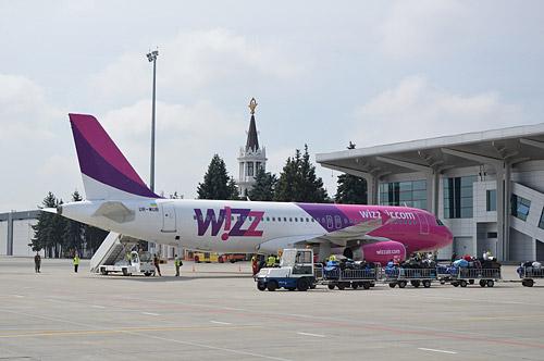 Лоу кост авиакомпания wizz air украина 1